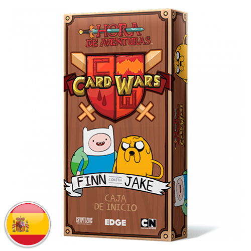 Adventure Time Card Wars: Finn vs. Jake